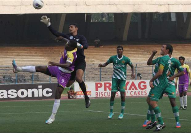 Prayag United 1-1 Salgaocar FC: The Kolkatan outfit go top of the table