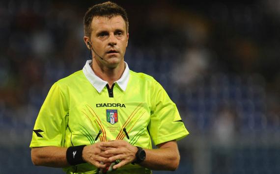 Rizzoli per Milan-Juve: le sue ultime 5 prestazioni flop