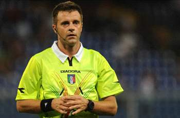 Rizzoli to referee Champions League final
