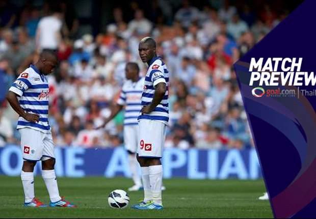 PREVIEW Liga Primer Inggris: Manchester United - Queens Park Rangers