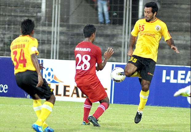 Supporters should behave responsibly – East Bengal's Ishfaq Ahmed