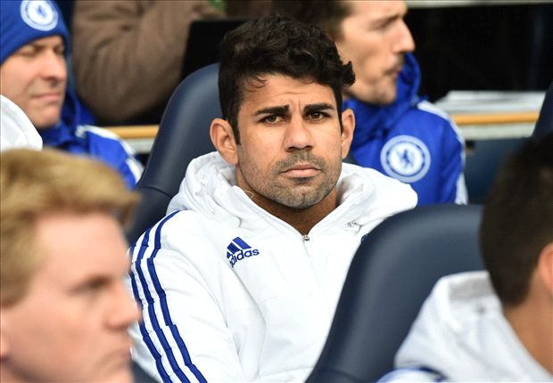 Diego Costa admits bib throw at Mourinho was a MISTAKE