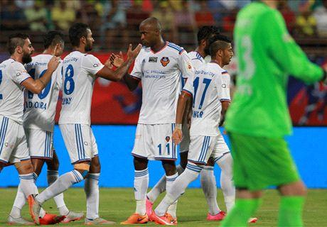 Reinaldo's hat-trick sinks Kerala