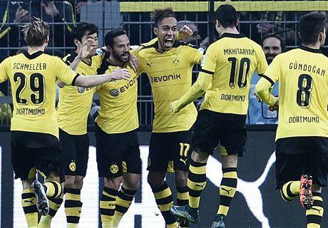 Dortmund return to winning ways