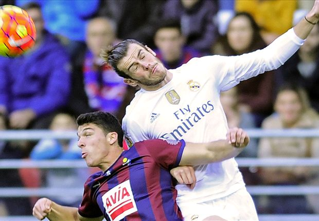Eibar-Real Madrid (0-2), un Real convalescent
