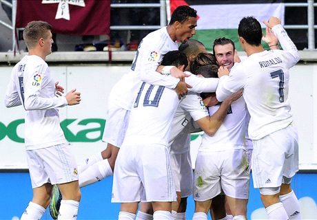 AO VIVO: Eibar 0 x 1 Real Madrid