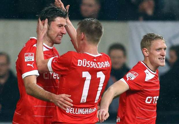 Fortuna siegt 2:0: Die Hamburger geraten ohne van der Vaart in Seenot!