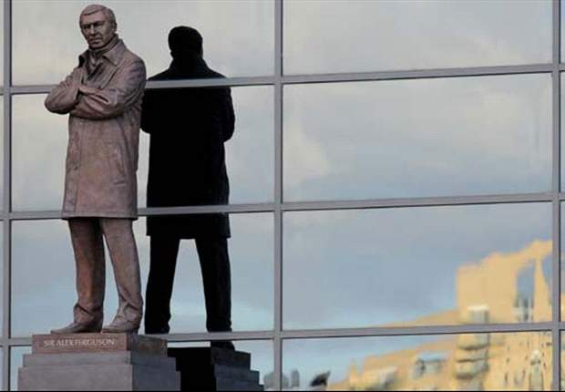 Sir Alex Ferguson immortalised in bronze after 26 sensational Manchester United years