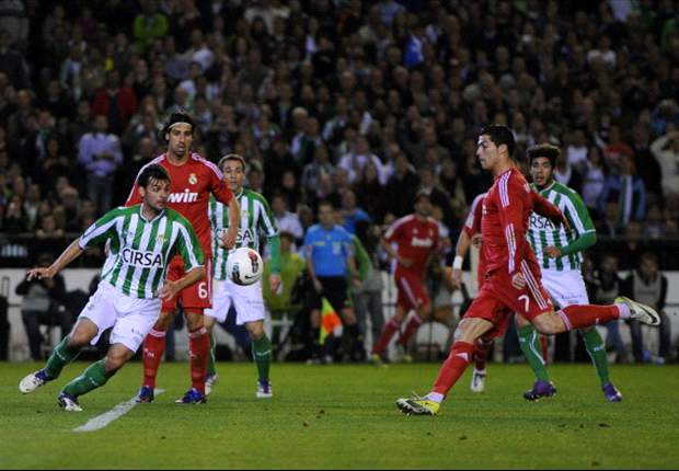 Betis - Real Madrid: Sigue en vivo la Liga BBVA en Goal.com