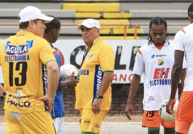 Atlético Huila ya piensa en 2013