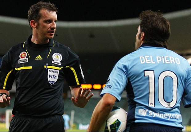 Del Piero's frustration rising, concedes Sydney FC coach Corica