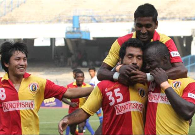 East Bengal 5-0 ONGC FC: Morgan's side demolish the Oilmen