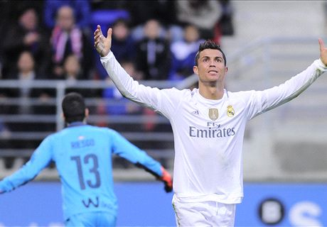 Ronaldo & Bale see off Eibar