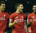 Milner penalty keeps Liverpool sky high