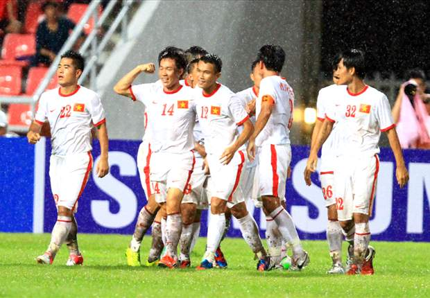 Vietnam 1-1 Myanmar: Kyi Lin-inspired Myanmar fight back to secure draw with Golden Stars