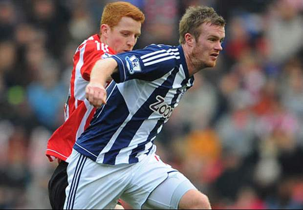 First goal of the season 'a relief' for West Brom skipper Brunt