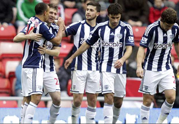West Brom coach Steve Clarke hails 'dream' Gera performance