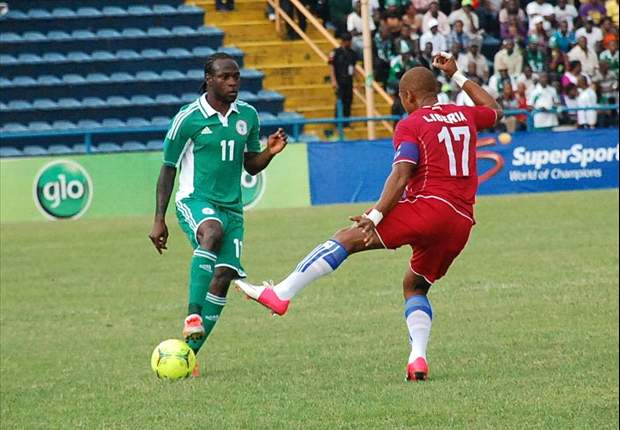 Victor Moses: I will do my best at the Afcon if selected