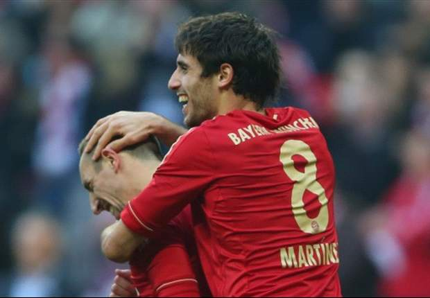 Javi Martinez: My first Bayern goal feels special
