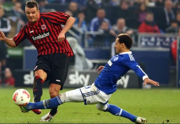 Schalke zahlt gegen Frankfurt für Champions-League-Kraftakt