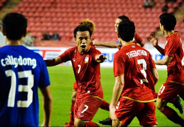 Nike Match Preview AFF Suzuki Cup 2012 - Grup A: Myanmar - Thailand