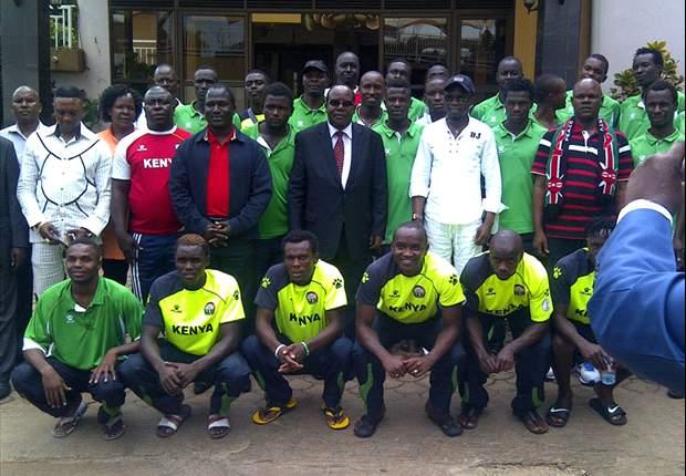 CECAFA 2013: Uganda 1-0 Kenya: Cranes gun down Stars in regional opener