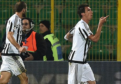 Rampant Juve rise to fifth with 3-0 win