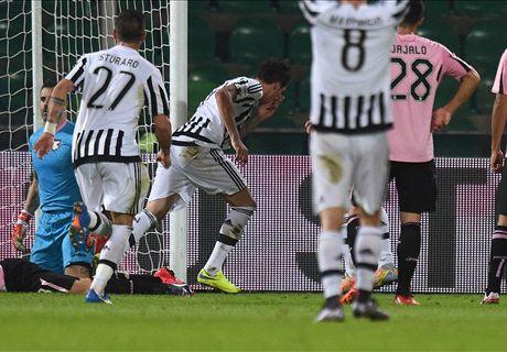 Rimonta continua, la Juventus è tornata