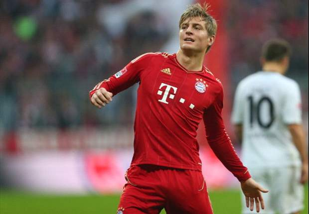 I can still get better, says Bayern Munich's Kroos