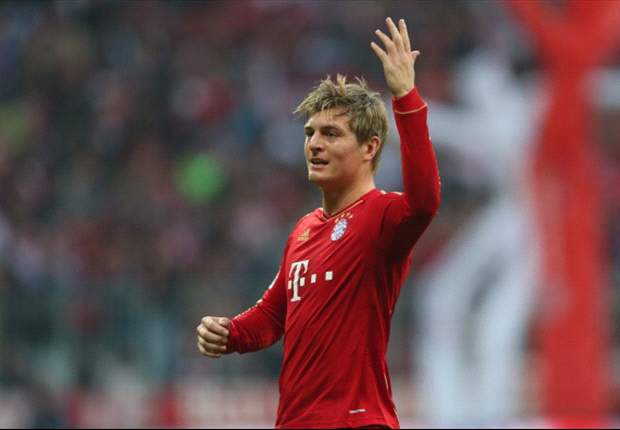 Kroos unhappy at facing Juventus in Champions League
