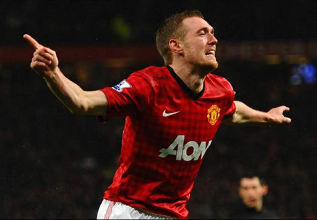Fletcher makes Manchester United return