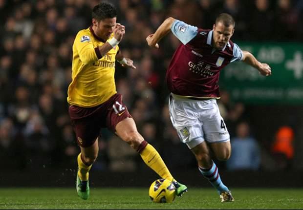 Vlaar hervat training bij Aston Villa