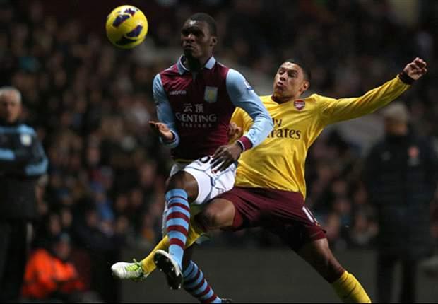 Benteke is not leaving Aston Villa, says Lambert