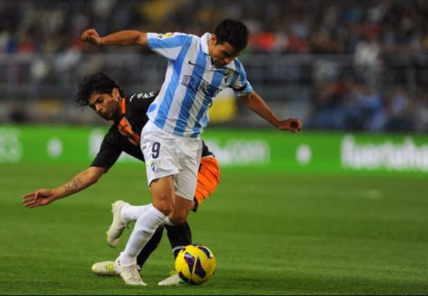 Saviola: Malaga executed perfect Valencia win