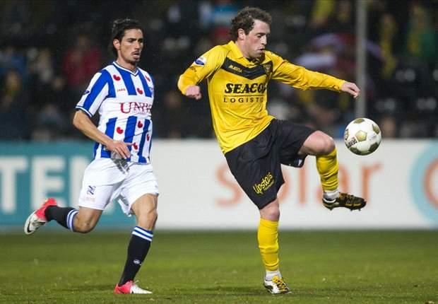 VVV en Heerenveen ontbranden na rust