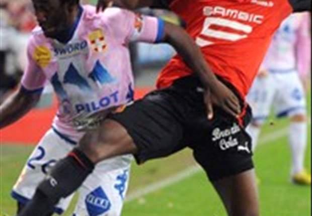 Ligue 1, Evian - Le groupe pour Nancy