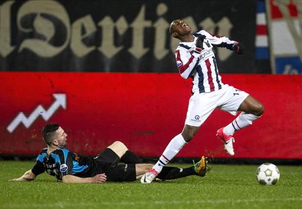 Podevijn bij Willem II tegen Heerenveen