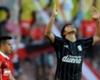Romero y el DT al que hizo renunciar