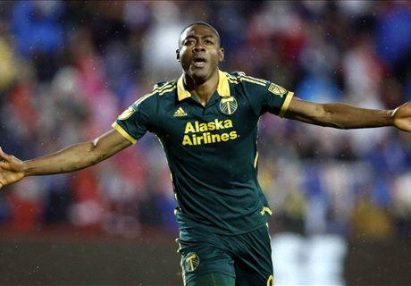 Fanendo Adi scores 17th goal of the season
