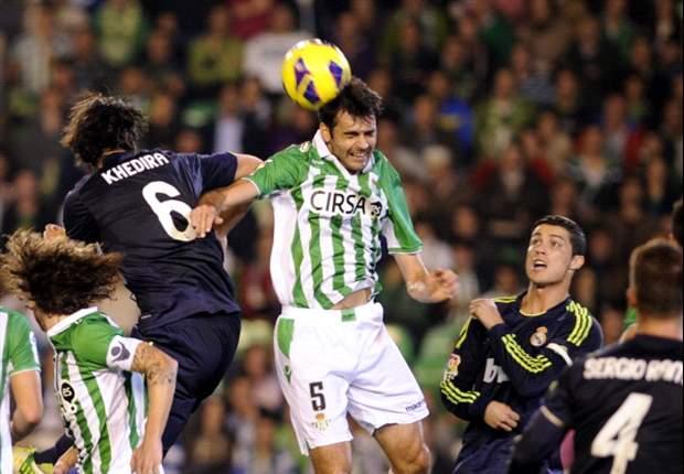 Real Madrid patzt bei Betis Sevilla: Ronaldo und Co. enttäuschen beim Gastspiel in Andalusien
