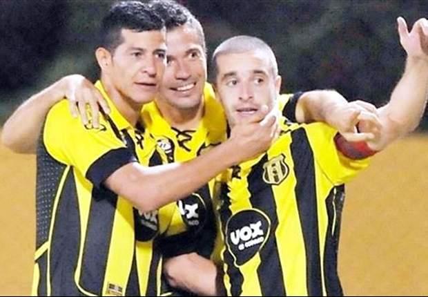 Resumen Paraguay Jornada 2: Guaraní encabeza la tabla de posiciones