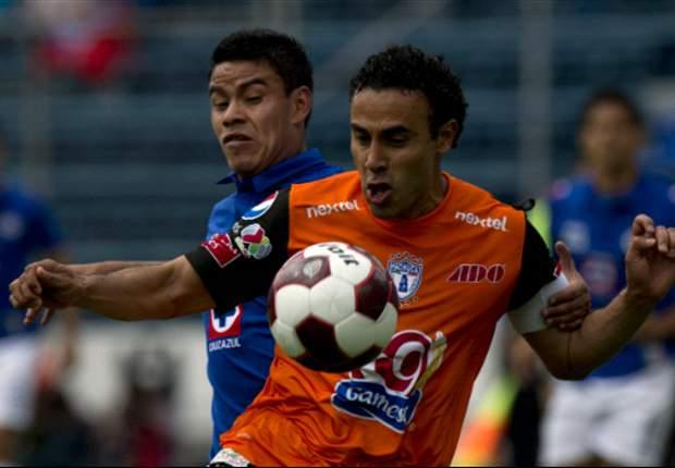 Frente a frente los dos mejores locales de la Liga MX: Pachuca y Cruz Azul