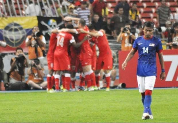 Nike Match Report: Malaysia 0-3 Singapura