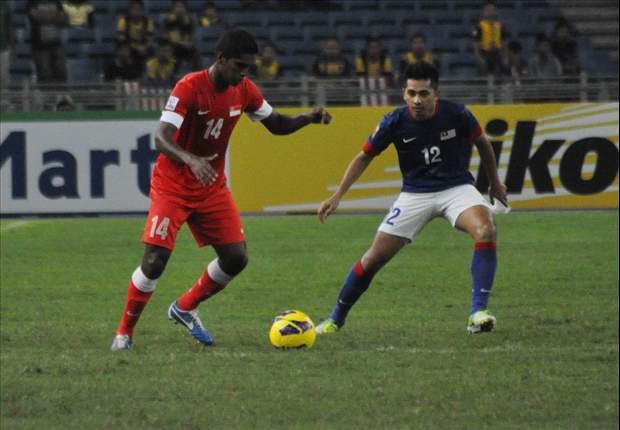Singapore dealt Hariss Harun blow