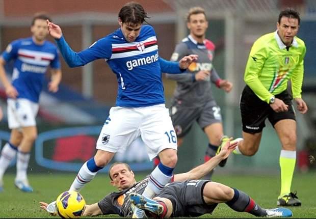 """Poli segna ancora, la 'dedica' è tutta per l'Inter: """"In nerazzurro ho vissuto momenti assurdi, mi pareva di essere su Scherzi a Parte..."""""""
