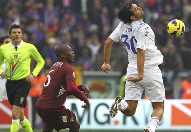 """Buone nuove per la Fiorentina, Toni dimesso dall'ospedale, ora 4 giorni di riposo per lui. Intanto Guerini attacca: """"Col Toro abbiamo dominato"""""""