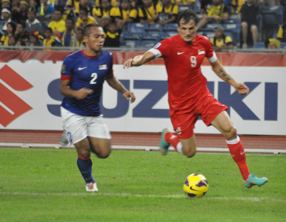 Top 5 moments from Round 1 of 2012 AFF Suzuki Cup