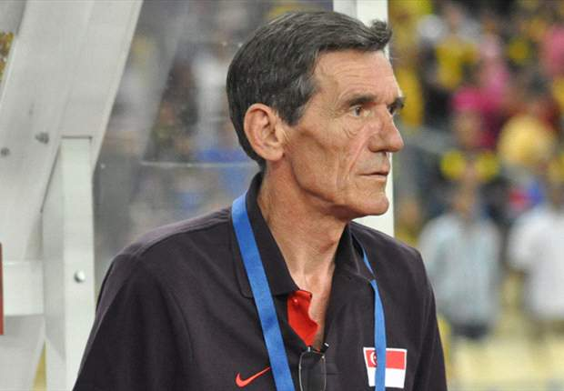 Singapore coach Radojko Avramovic: We should have scored at least once