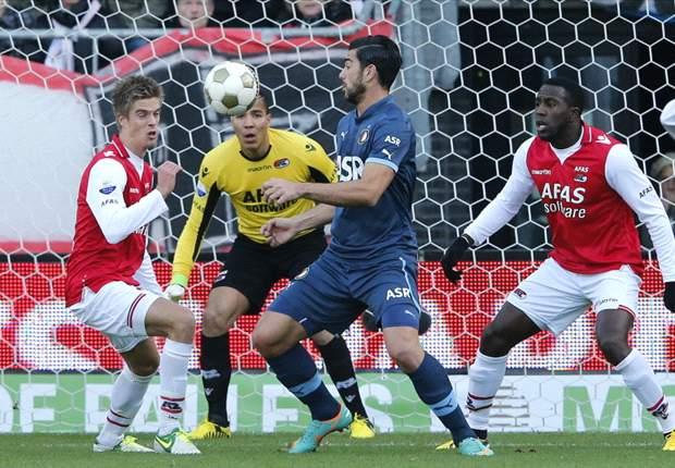 Feyenoord wil dolgraag verder met Pellè