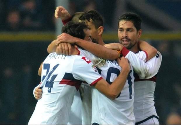 El Genoa resucita con una victoria ante el Atalanta